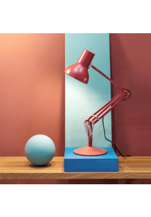 Anglepoise Type 75 Mini Desk Lamp red