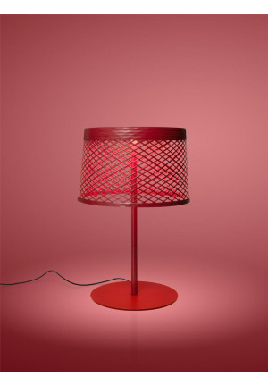 Foscarini Twiggy Grid Outdoor XL Tavolo red