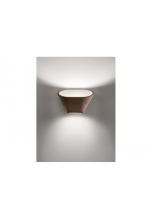 Foscarini Aplomb Parete brown