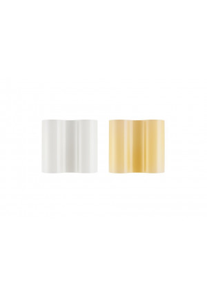 Foscarini Double 07 white and ivory