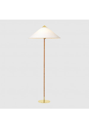 GUBI 9602 Floor Lamp version 1, shade canvas