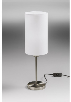 Lupia Licht Albergo base nickel, shade white