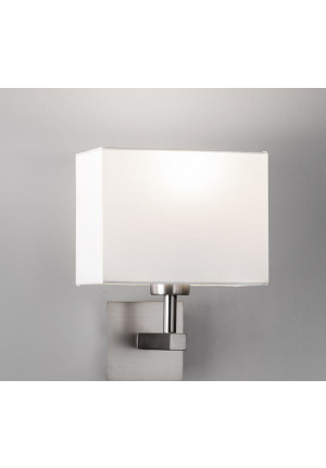 Lupia Licht Waterloo lampshade white