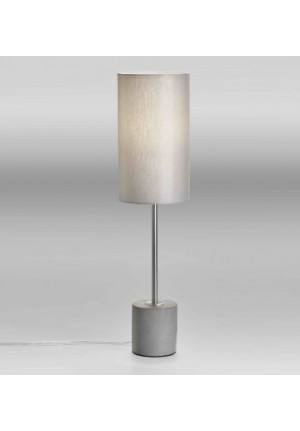 Lupia Licht Concrete T - lamp rod nickel shade grey