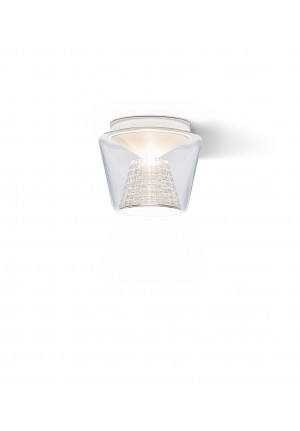 Serien Lighting Annex Ceiling clear/ crystal glass