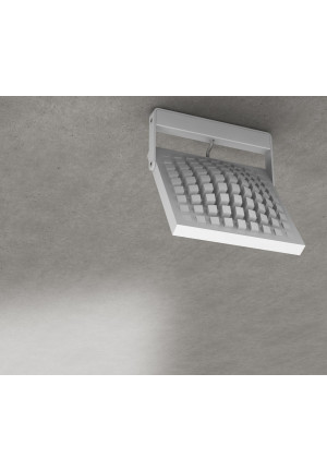 Steng Aircooled Wall / Ceiling Lamp white