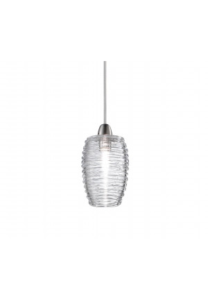 Vistosi Damasco SP P clear LED