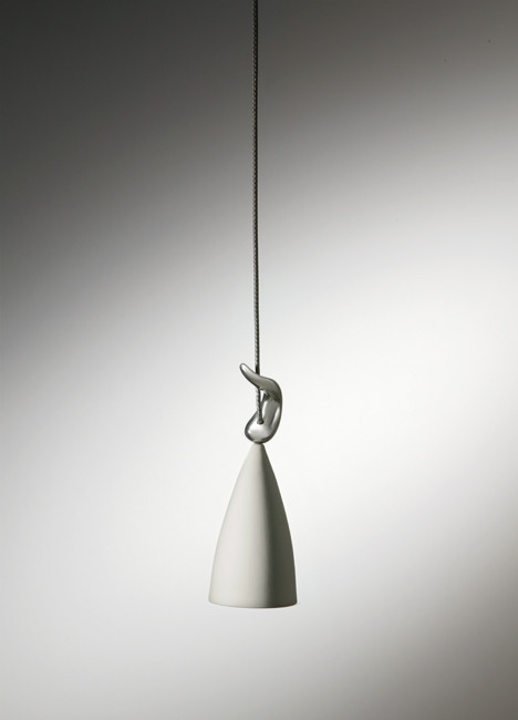 K-meral Cecil pendant lamp 1-light with TIWI