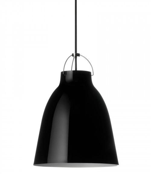 Lightyears Caravaggio P2 black glossy with black cable