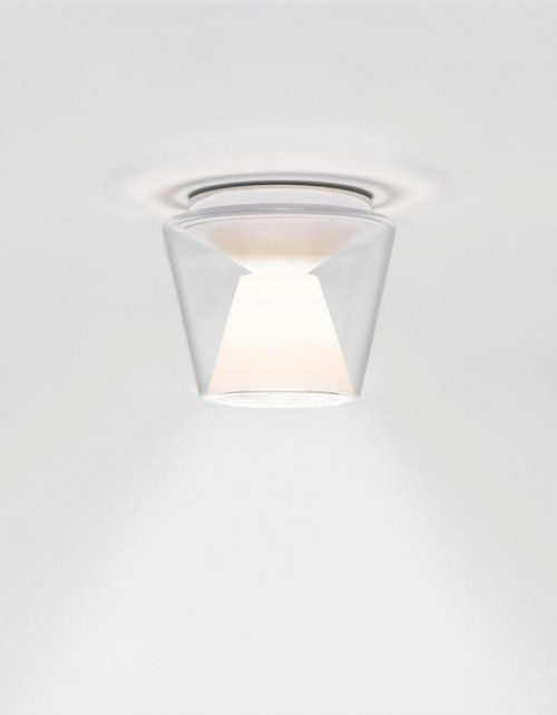 Serien Lighting Annex Ceiling LED clear/ opal Large