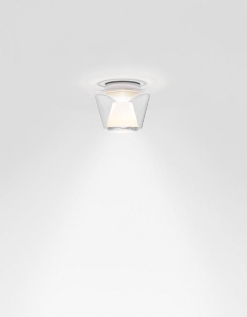 Serien Lighting Annex Ceiling LED clear/ opal Small