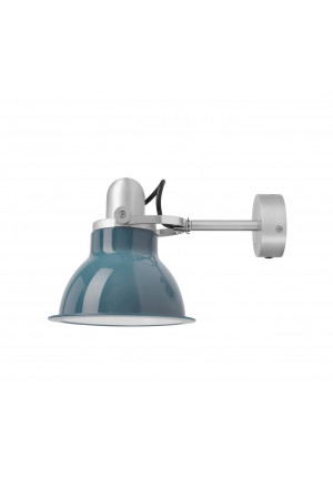 Anglepoise Type 1228 Wall Light white switched on