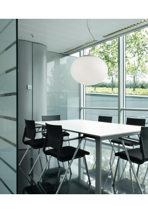 Bover Elipse S/50 white suspension