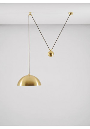 Florian Schulz Duos 36 Side Pull brass polished lacquered