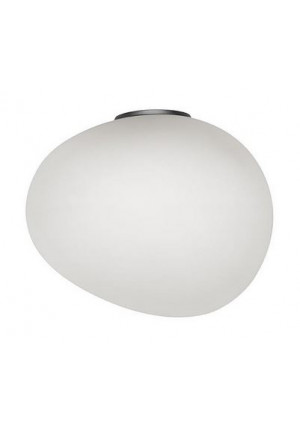Foscarini Gregg Parete Media Semi 1 white