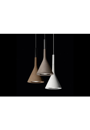 Foscarini Aplomb round multi-canopy lighting 7