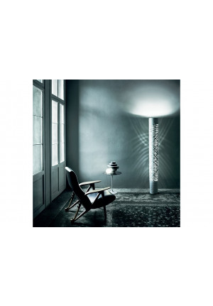 Foscarini Tress Terra Media white, black and red