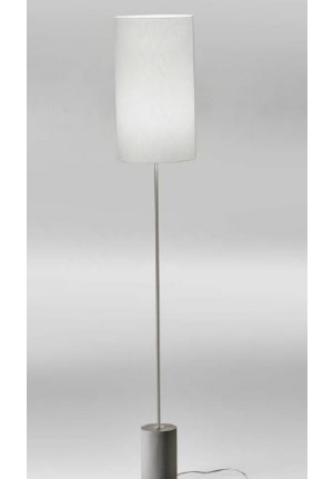 Lupia Licht Concrete S - Base nickel shade grey