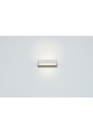 Serien Lighting SML2 Wall 150 Silver cover satinee / raster
