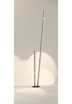 Vibia Bamboo 4810 recess light creamywhite