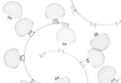 Caboche Set Of 10 replacement Balls transparent