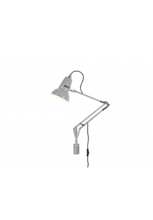Anglepoise Original 1227 Mini Lamp with Wall Bracket grey