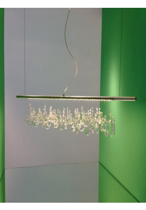 Anthologie Quartett Cellula LED 160 cm, 13 lights