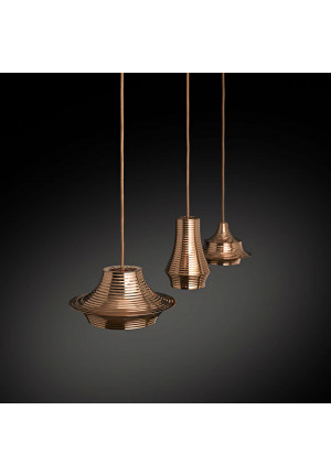 Bover Tibeta Set 3 copper