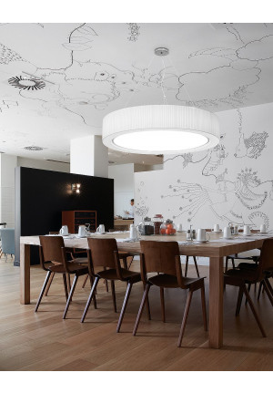Bover Urban S/120 Lampshade white