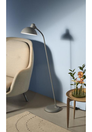 Kaiser Idell 6556-F Super Floor lamp grey
