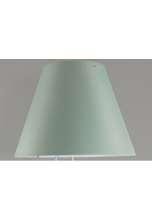Luceplan Costanza spare shade comfort green