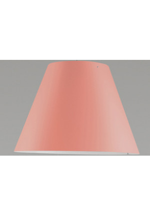 Luceplan Costanza spare shade edgy pink