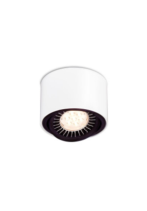 Mawa 111er round LED, switchable white