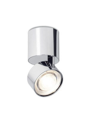 Mawa Wittenberg 4.0 Telescope ceiling lamp LED chrome