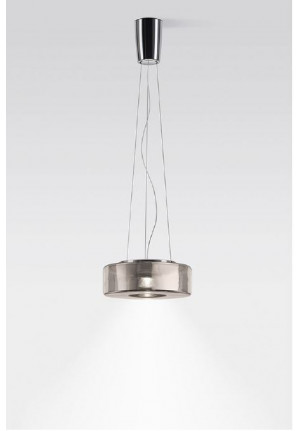 Serien Lighting Curling Suspension Rope new silver M