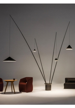 Vibia North 5625 black