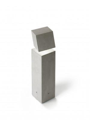 Vibia Break 4101 concrete optics