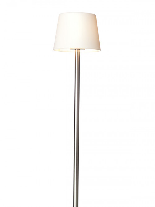 Anta Cut Floor Lamp Aluminum