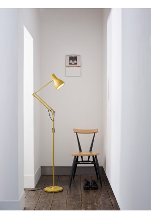 Anglepoise Type 75 Margaret Howell Floor Lamp blue