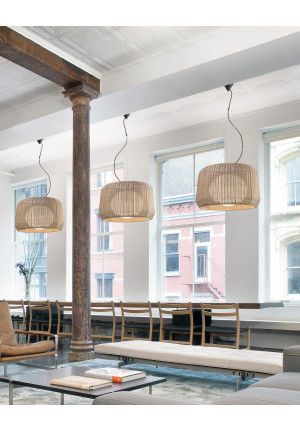 Bover Fora 90 beige lampshad