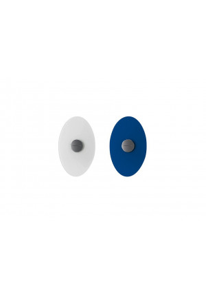 Foscarini Bit 2 white and blue