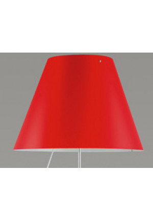 Luceplan Costanza spare shade primary red