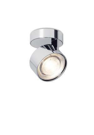 Mawa Wittenberg 4.0 ceiling lamp round LED chrome