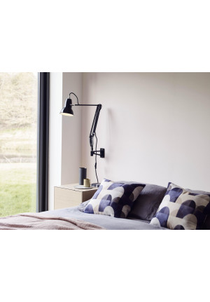 Anglepoise Original 1227 Lamp with Wall Bracket white