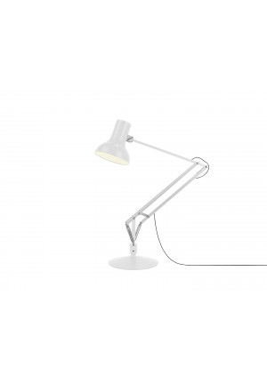 Anglepoise Type 75 Giant Floor Lamp black