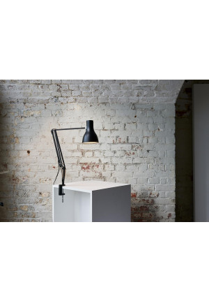 Anglepoise Type 75 Lamp with Desk Clamp white