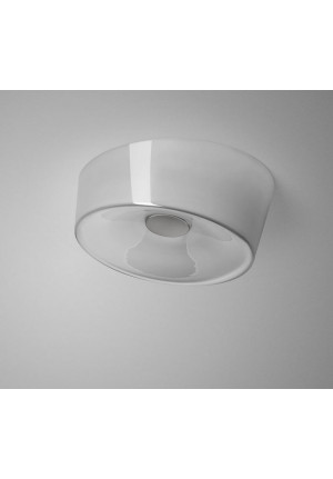 Foscarini Lumiere XXL Soffitto Parete LED grey