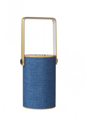 Loom Design Silo 1 grey, blue and red