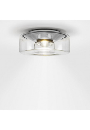 Serien Lighting Curling Ceiling LED clear S