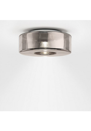 Serien Lighting Curling Ceiling new silver M